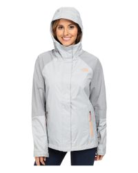 The North Face | Gray Venture Hybrid Jacket | Lyst