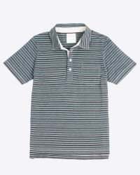 Billy Reid | Blue Pensacola Polo for Men | Lyst