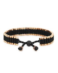 Vitaly | Metallic Arma Gold Tone Link Bracelet for Men | Lyst
