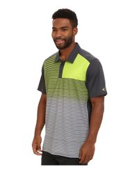 Oakley - Gray Carson Polo for Men - Lyst