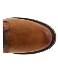 Frye - Natural Engineer Tall Lace - Lyst