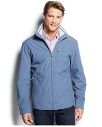 Weatherproof | Blue Heritage Golf Open Botton Jacket for Men | Lyst