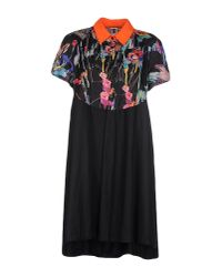 I'm Isola Marras | Black Short Dress | Lyst