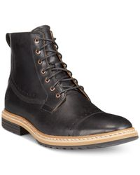 "Timberland | Black West Haven 6"" Side Zip Boots for Men 