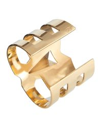 Roger Vivier   Yellow Mask Cuff   Lyst