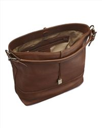 Jaeger - Brown Foster Hobo Bag - Lyst
