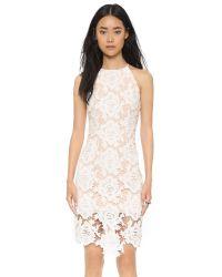 Keepsake | White True Love Dress - Black | Lyst
