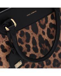 Dolce & Gabbana - Multicolor Shopper Tote - Lyst
