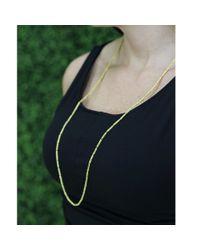 Yossi Harari | Metallic Lace Wrap Necklace | Lyst