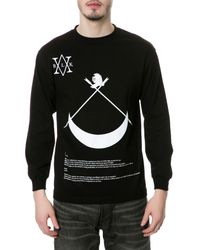 Black Scale - Black The Definition Ls Tee for Men - Lyst
