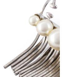 Ca&Lou   Metallic 'inez' Earrings   Lyst