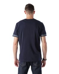 DIESEL | Blue T-marshall for Men | Lyst
