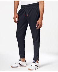 Tommy Hilfiger | Blue Monroe Performance Sweatpants for Men | Lyst
