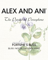 ALEX AND ANI | Metallic Fortune's Bliss Sweet Pea Expandable Wire Bangle | Lyst