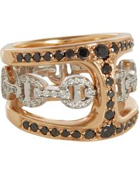 Hoorsenbuhs | Black Dame Phantom Clique Ring | Lyst