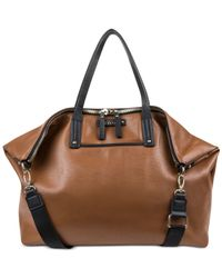Kenneth Cole Reaction | Brown Bondi Girl Tote | Lyst