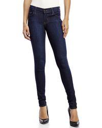 Eunina | Blue Skinny Jeans | Lyst