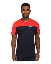 PUMA | Black Bmw Msp Tee for Men | Lyst