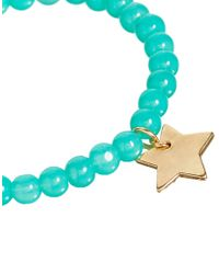 Jack Wills | Blue Ellerbeck Bracelet | Lyst