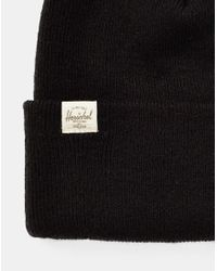 Herschel Supply Co. - Supply Co. Frankfurt Hat - Black for Men - Lyst