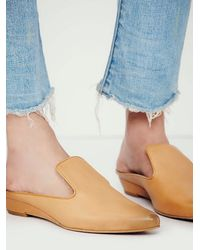 Free People - Natural Open Road Slip On - Lyst