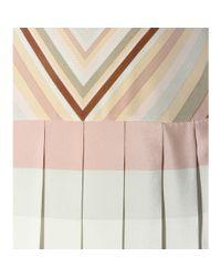 Valentino - Multicolor Silk Dress - Lyst