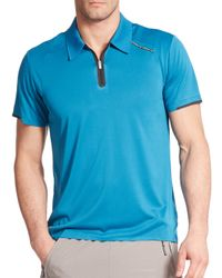 Porsche Design | Blue Drivers Polo Shirt for Men | Lyst