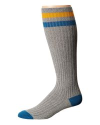 Volcom | Gray Take Me High Sock | Lyst