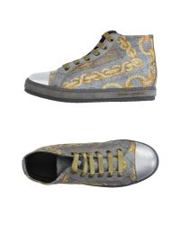 Soisire Soiebleu - Gray High-tops & Trainers - Lyst