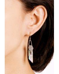 Kelly Wearstler | Metallic Lapilli Earring | Lyst
