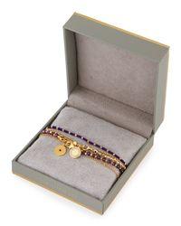 Astley Clarke - Purple A World Undiscovered Charm Bracelets - Lyst