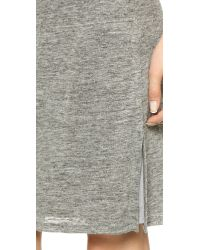 Rag & Bone - Gray Cody Dress - Lyst