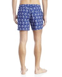 2xist - Blue 2(X)Ist Hampton Starfish Swim Trunks for Men - Lyst
