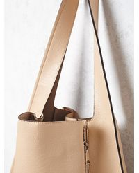 Free People | Natural Womens Vegan Barbary Bag | Lyst