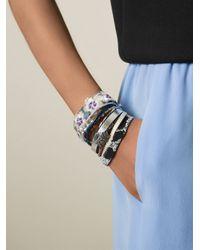 Hipanema - Blue 'thaiti' Bracelet - Lyst