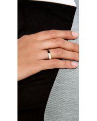 Gorjana - Metallic Mila Split Ring - Lyst
