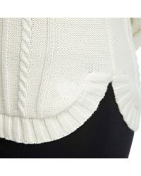 Henri Lloyd | White Ashlee Roll Neck Knit | Lyst