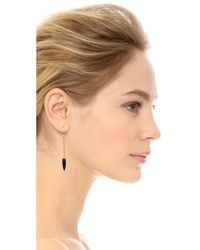 Chan Luu - Metallic Hyperstene Earrings - Hyperstene - Lyst