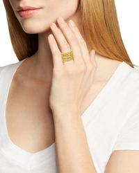 Freida Rothman | Metallic Marquise Eternity Rings, Set Of 5 | Lyst