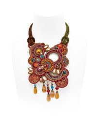 Dori Csengeri | Multicolor Phoenix Necklace | Lyst