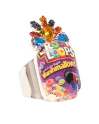 Bijoux De Famille | Multicolor Eat Me Ring | Lyst