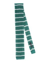 Umit Benan - Green Tie for Men - Lyst