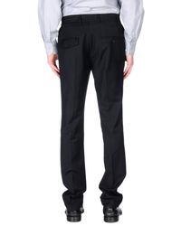Adidas SLVR - Black Casual Trouser for Men - Lyst