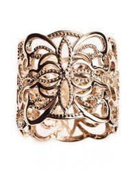 Only Noa Chez Carré Y. | Metallic Noemie Ring | Lyst