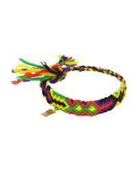 DANNIJO - Red Bracelet - Lyst