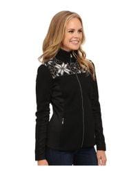Spyder - Black Criss Mid Weight Core Sweater - Lyst
