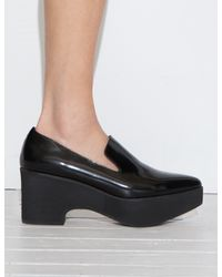 Jeffrey Campbell - Black Sinead Platform Loafers - Lyst
