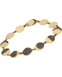 Pamela Love - Metallic Moon Phase Bracelet - Lyst