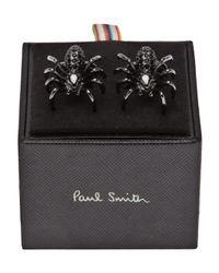 Paul Smith - Black Spider Cufflinks for Men - Lyst