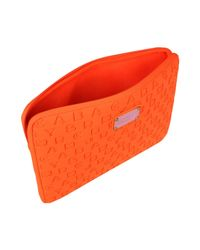 Marc By Marc Jacobs - Orange Work Bags - Lyst